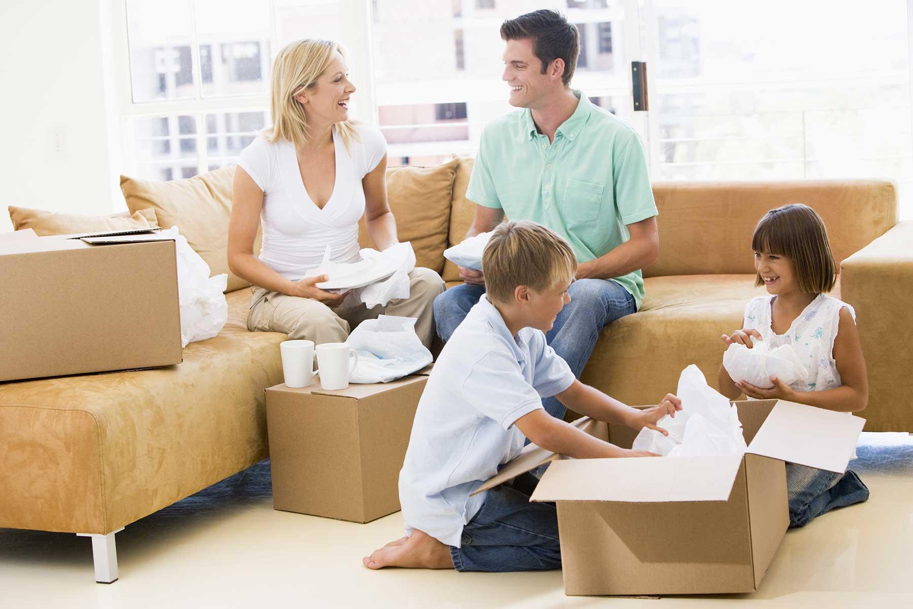 House Removals Company