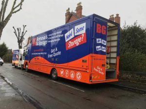 Removals Chesterfied