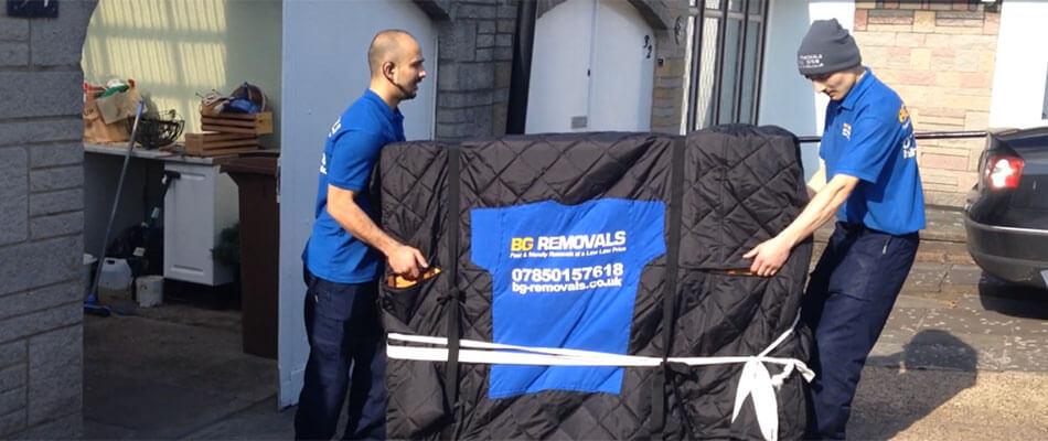 Piano Removals Company Nottingham