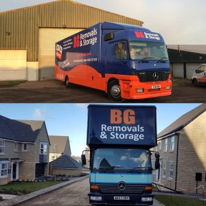 house removals chesterfield