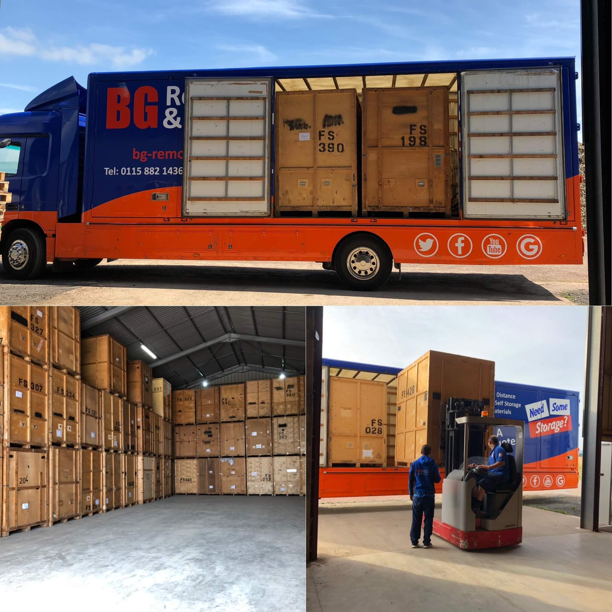 Storage Nottingham