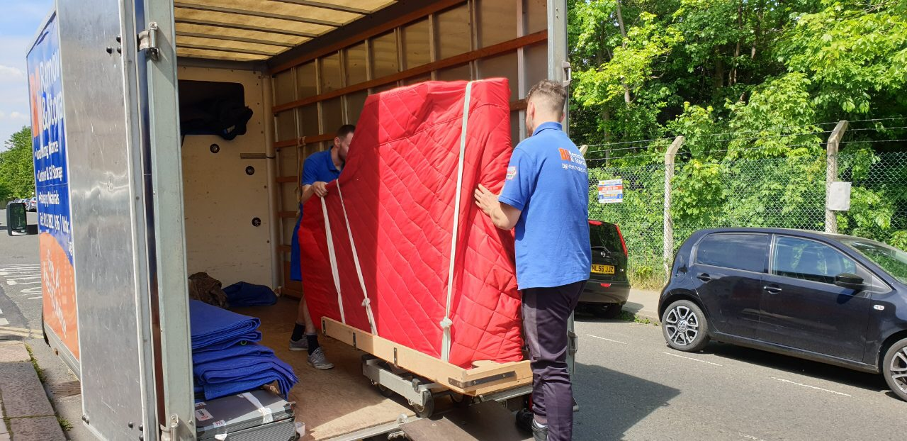 Grand Piano Removals