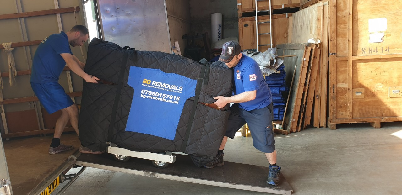Piano Removals Chesterfield